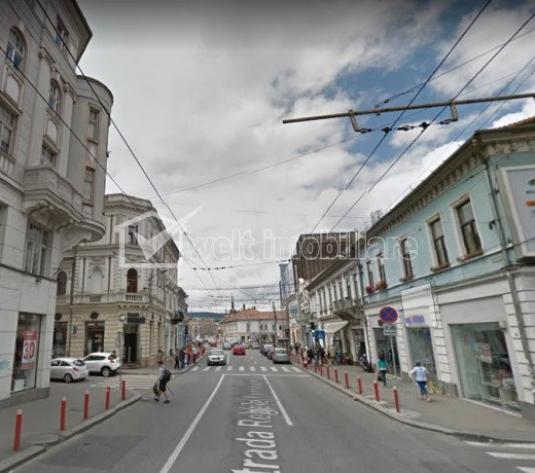 Cladire comerciala 500mp, centru Cluj, vad intens circulat