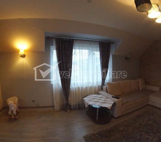 Casa individuala, 8 camere, 3 niveluri, 250mp teren, zona strazii Valea Seaca!