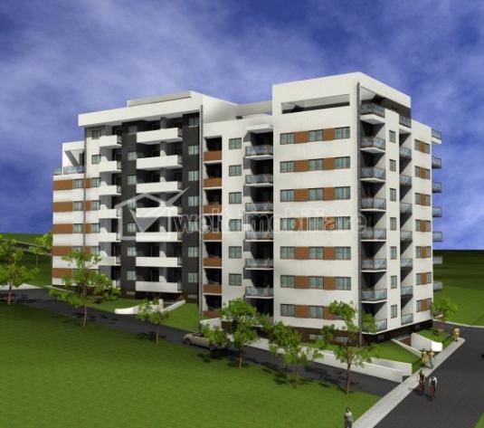 Apartamente cu 2, 3 si 4 camere, proiect nou, zona Calea Baciului