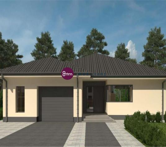 Vanzare casa pe un nivel, 160 mp utili, 1500 mp teren, zona Feleacu !