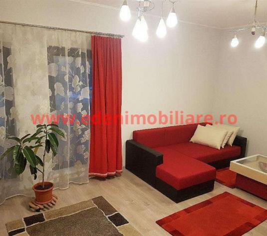 Apartament 2 camere de inchiriat in Cluj, zona Borhanci, 420 eur