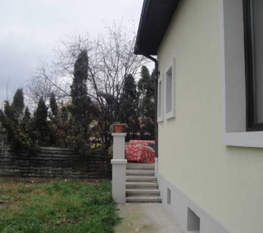 Casa finisata in cartierul Andrei Muresanu