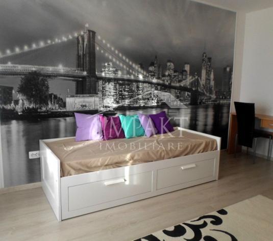 Apartament de inchiriat 1 camera  in Cluj Napoca - cartierul Intre Lacuri