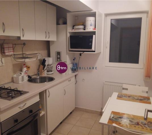 Vanzare apartament 1 camera, 31 mp, loc de parcare cu CF, zona Calea Turzii ! - imagine 1