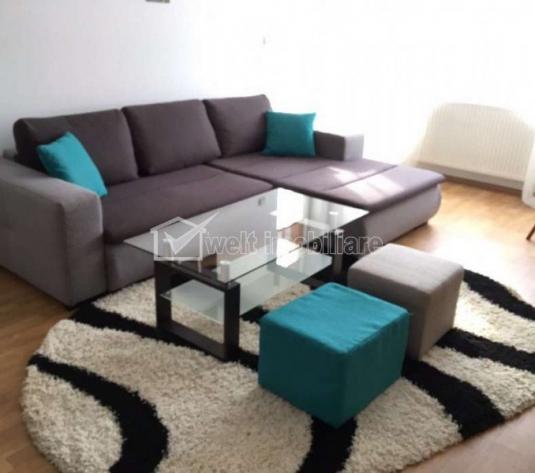 Inchiriere apartament cu 2 camere, mobilat si utilat, Floresti, Tautiului