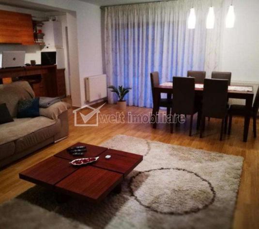 Apartament 2 camere, finisat, mobilat, utilat,zona Gruia