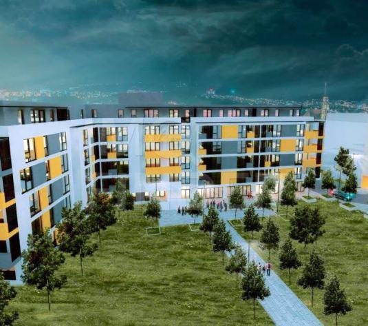 Vanzare apartamente 1, 2 ,3 camere intr-un nou proiect, zona Centrala