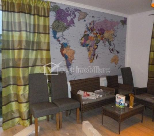 Apartament 2 camere, 66 mp, mobilat si utilat modern, parcare subterana, Marasti