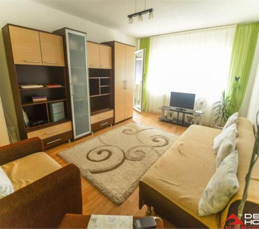 Apartament 1 camera Europa, 38 mp, finisat, mobilat, utilat