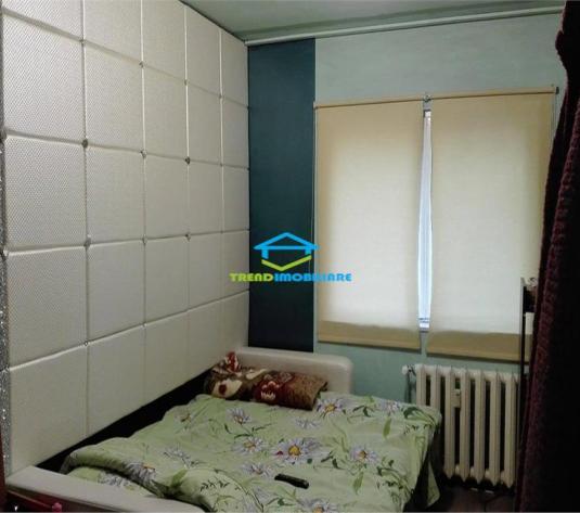 Apartament 3 camere decomandat, mobilat, utilat, Cartier Grigorescu