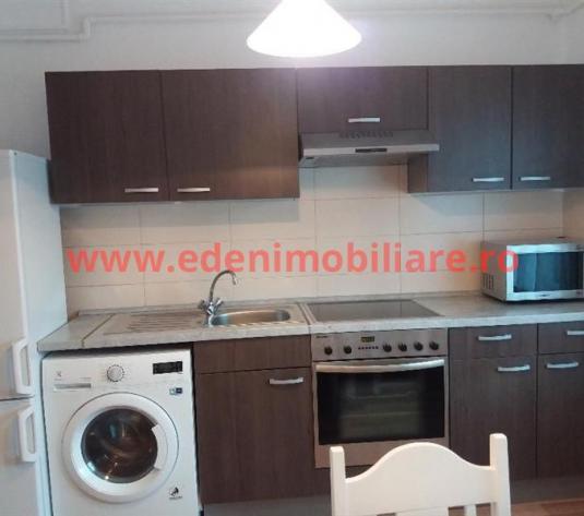 Apartament 1 camera de inchiriat in Cluj, zona Plopilor, 350 eur