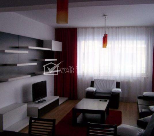 Apartament de inchiriat, 3 camere, 92 mp, parter inalt, priveliste, A. Muresanu!