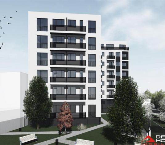 Apartament 2 camere Semicentral, 52.5 mp, garaj subteran, USAMV