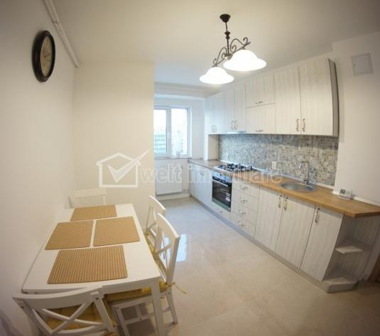 Inchiriere apartament 2 camere decomandate, cartier Marasti, pet friendly