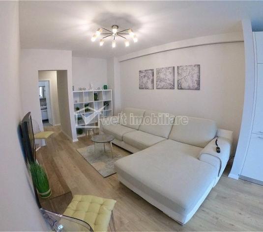 Apartament de lux , 2 camere, complet mobilat si utilat , zona Calea Turzii