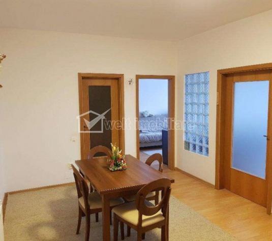 Inchiriere apartament 3 camere catier Manastur, zona Universitatea Bogdan Voda