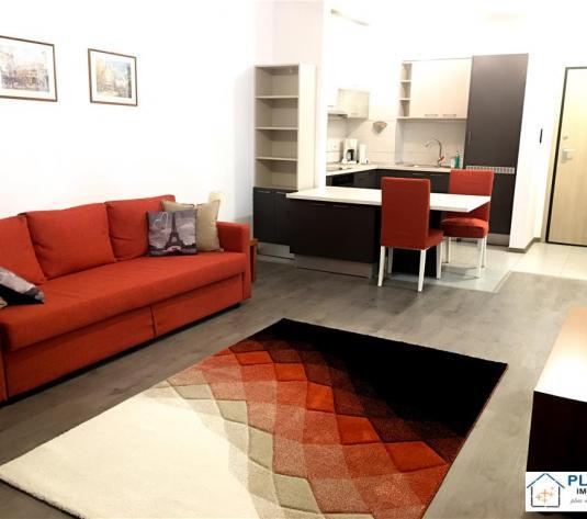 Apartament 2 cam Platinia, prima inchiriere, mobilat si utilat
