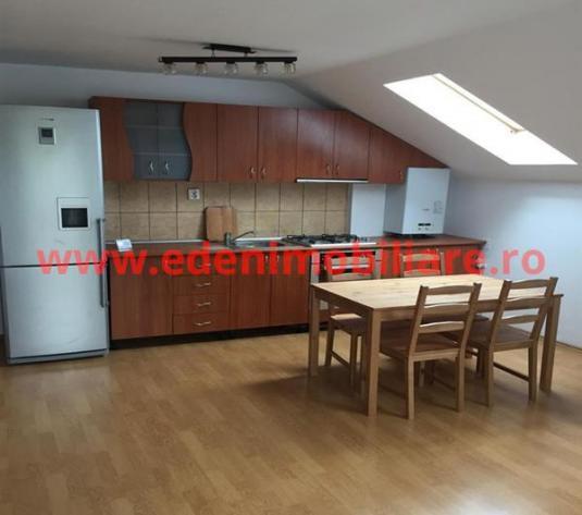Apartament 3 camere de inchiriat in Cluj, zona Centru, 500 eur
