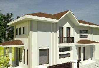 Casa cu 4 camere la intrarea in Feleacu
