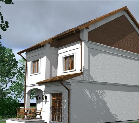 CV055 Casa individuala ,Dumbravita , Zona padurii