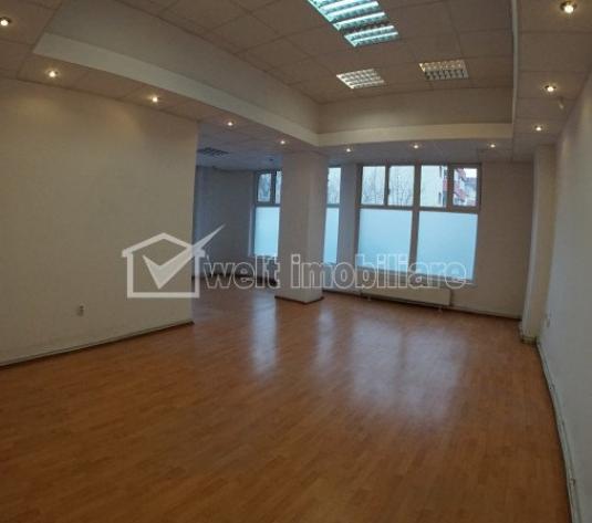 Spatiu comercial/birou, 140mp, Marasti, zona strazii Dunarii