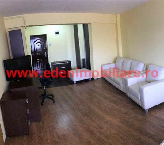 Apartament 1 camera de inchiriat in Cluj, zona Centru, 370 eur