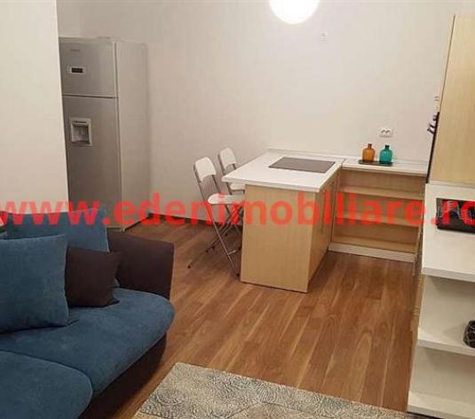 Apartament 2 camere de inchiriat in Cluj, zona Centru, 475 eur