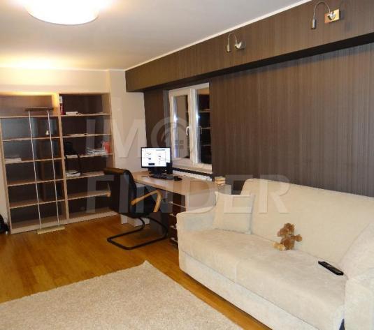 Inchiriere apartament cu 2 camere Lux Marasti, zona sensului giratoriu