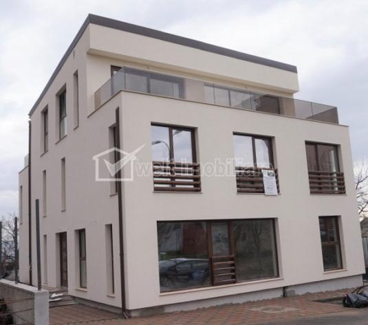 Duplex in zona excelenta, 148mp utili, cu terasa, panorama superba, zona UMF