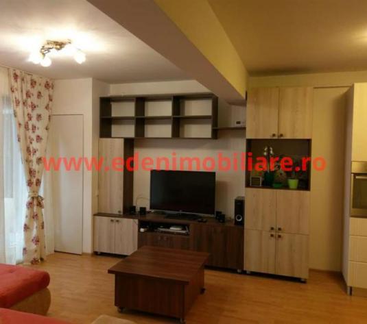 Apartament 2 camere de inchiriat in Cluj, zona Calea Turzii, 450 eur