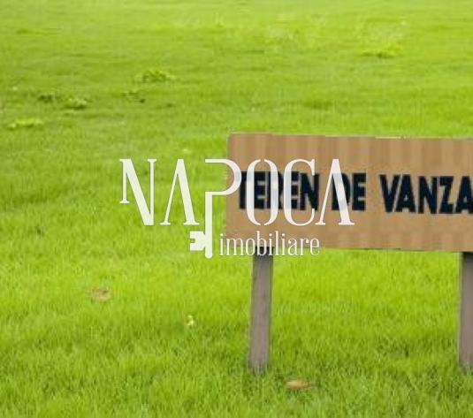 Teren intravilan pentru constructii de vanzare in Buna Ziua, Cluj Napoca
