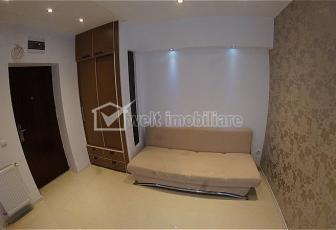 Apartament 1 camera, finisat si mobilat, cartier Andrei Muresanu