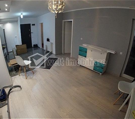 Apartament 2 camere , etaj intermediar , cartier Gheogheni