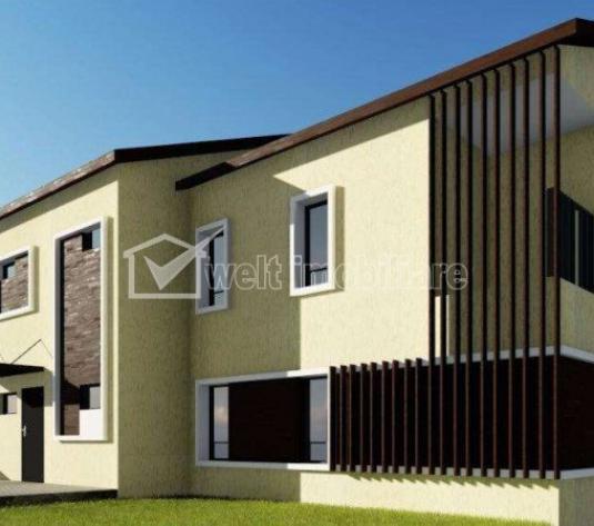 Casa individuala, 8 camere, 269mp utili, curte amenajata, zona Campului