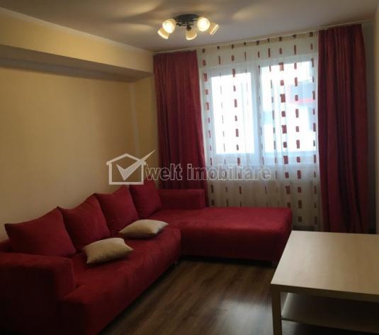 Vanzare apartament cu 3 camere, decomandat, ultrafinisat, Floresti, zona Cetatii