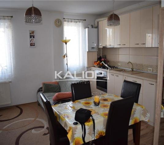 Apartament 3 camere finisat si mobilat  in Baciu - imagine 1