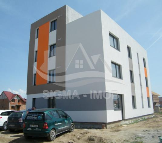 Apartament de vanzare cu 2 camere decomandate de vanzare in Selimbar - imagine 1
