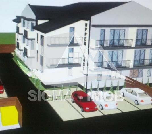 Ansamblul Rezidential 2  3 si 4 camere de vanzare in Sibiu - imagine 1