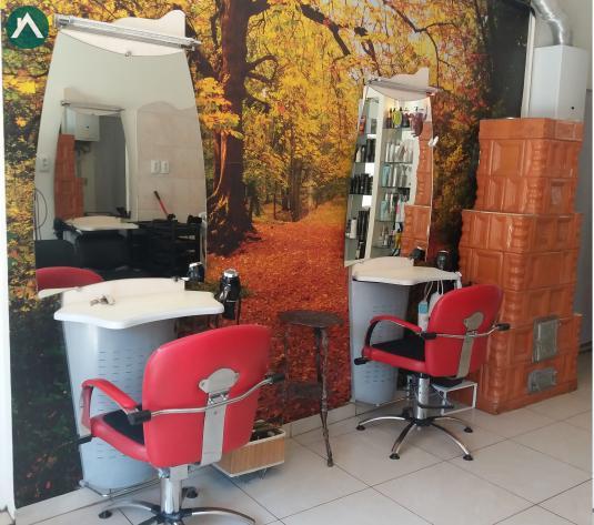 Vand Afacere La Cheie Salon Infrumusetare Coafuracosmetica