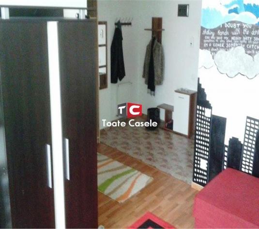 Apartament nou 1 camera, zona Pta. M.Viteazu - imagine 1