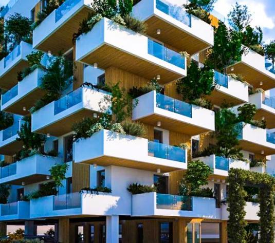 Apartamente 3 camere de lux cu balcon - imagine 1