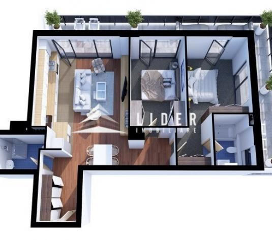 Apartament imobil nou zona Parcului Gheorgheni - imagine 1
