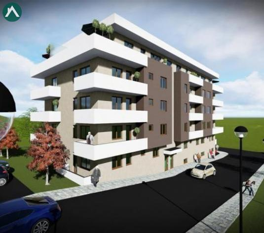 Apartamente de vanzare, 2 camere + terasa 35Mp, direct de la dezvoltator, zona Vivo - imagine 1