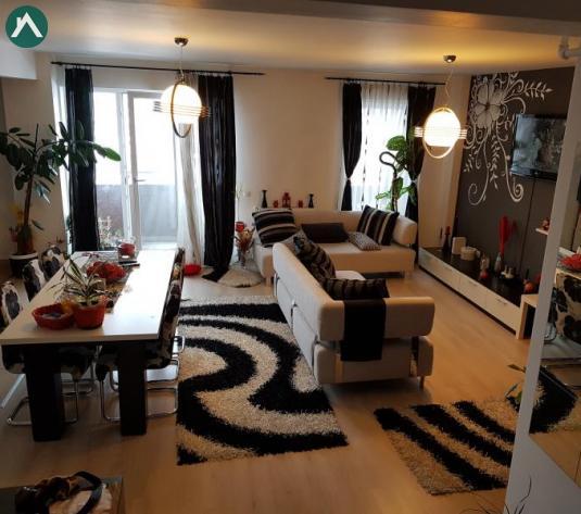 Apartament 3 camere, zona Campului, str. Edgar Quinet, 110 mp - imagine 1