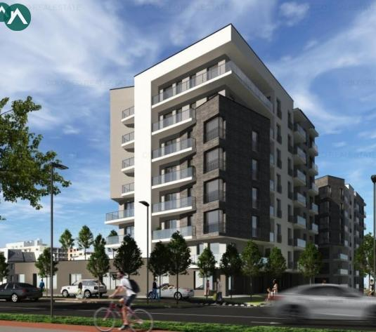 Apartament de vanzare cu 3 camere in ansamblul rezidential Buna Ziua - imagine 1