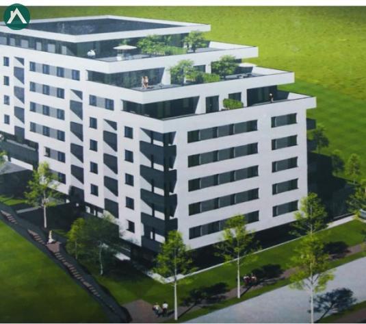 Apartamente 2 camere în ansamblu rezidențial zona Metro direct de la constructor - imagine 1