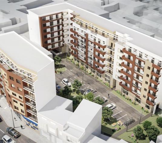 Apartament 1 camera+ terasa 13 mp de vanzare in zona Pta Abator - imagine 1