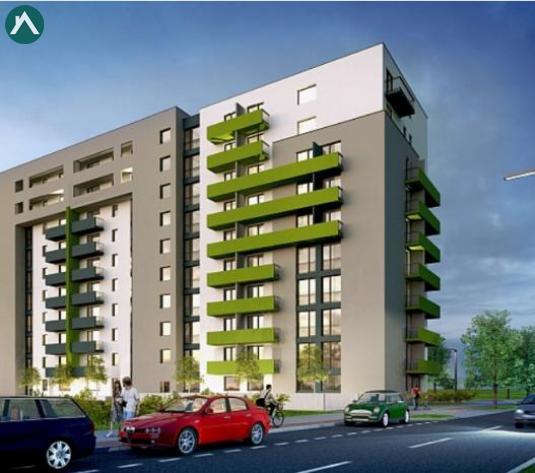 Apartament de vânzare cu 2 camere în ansamblu rezidențial Gheorgheni - imagine 1
