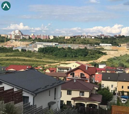 Vand teren pe strada Frunzisului - imagine 1