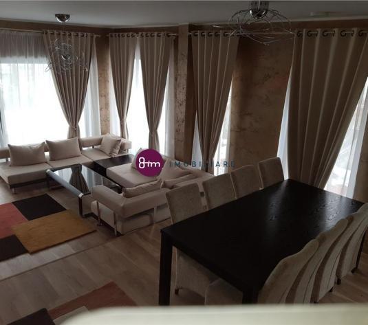 Vanzare Duplex 4 camere, 125 mp, 280 mp Teren, zona Eugen Ionesco! - imagine 1